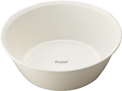アスベル 湯おけ 「Emeal」 ホワイト 5633