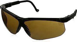 Howard Leight by Honeywell Genesis Sharp-Shooter Anti-Glare Shooting Glasses, Espresso..