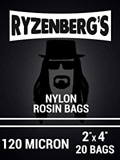 Rosin Press Bags/Rosin Filters (120 Micron/120u) 2