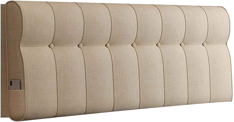 LIANGJUN Classic Headboard Phoenix Mall Bed Backrest Bedside Wai Cushion Positioning