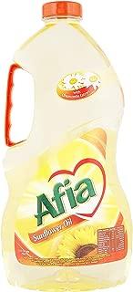 Afia Sunflower Cooking Oil - 3.5 Liter
