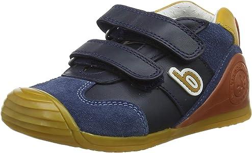Biomecanics191166, Zapatillas de Estar por casa Unisex niños