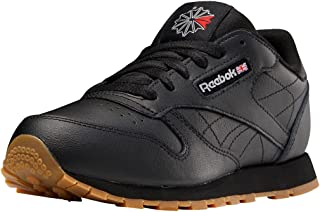 Unisex-Child Classic Leather Shoes -Big Kids Sneaker