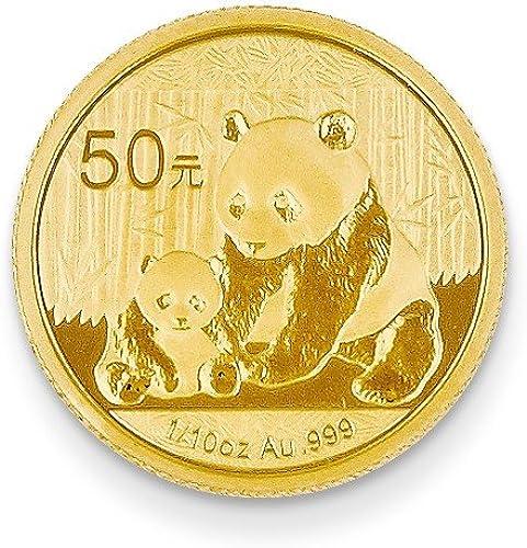 24 K 50 Yuan Panda Münze