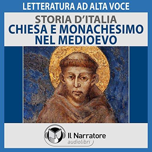 Chiesa e Monachesimo nel Medioevo copertina
