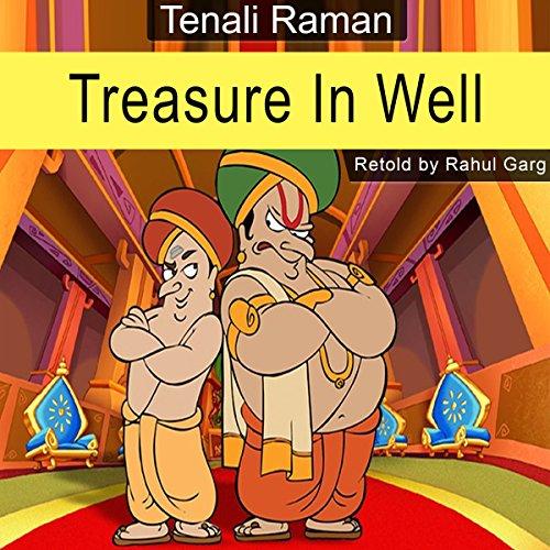 Treasure in Well audiobook cover art