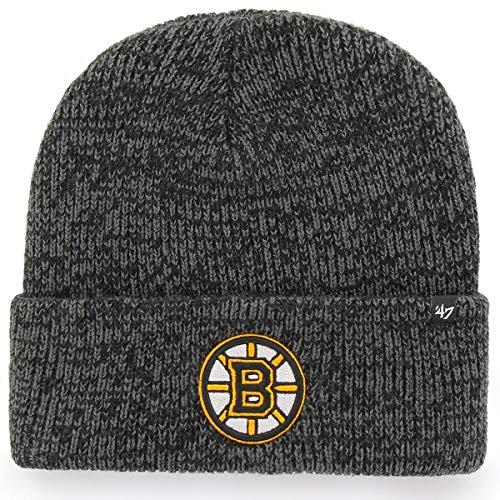 47 Brand Boston Bruins Brain Freeze Mütze - NHL Eishockey