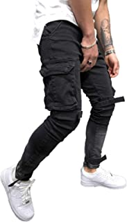 Best cargo skinny pants men Reviews