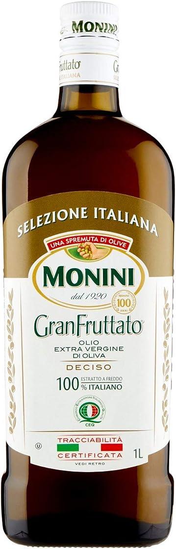 Monini granfruttato olio extra vergine di oliva, 1l B01GE6WLN2