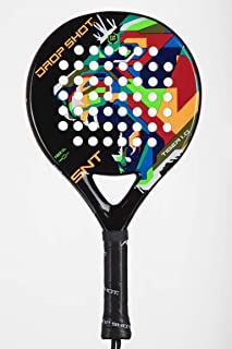 PADEL TENNIS RACKET TIGER 1.0 DROP SHOT BEACH TENNIS POP TENNI