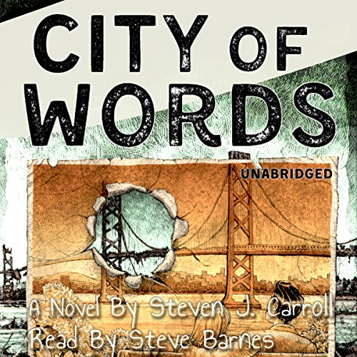 City of Words audiobook cover art