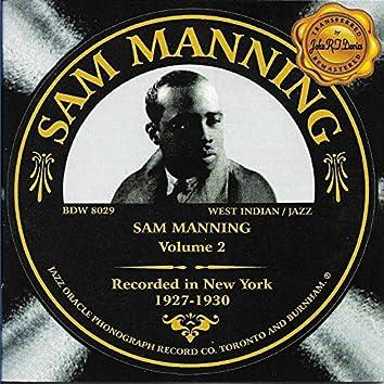 Sam Manning, Vol. 2: 1927-1930