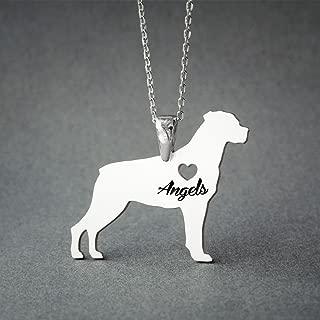 personalised dog jewellery