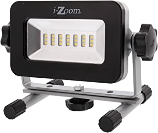 i-Zoom Versa Beam 500 Lumens Flood Light - Battery operated Slimline Series - Perfect For Projects, Crafts and Emergencies