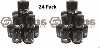 Stens 24 Pack 120-970 Oil Filter for Bobcat 6513601 6652366 Case C26191