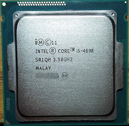 Cailiaoxindong Core DDR4-690 i5 4690 I5-4690 プロセッサー クアッドコア LGA1150 デスクトップ CPU 適切にデスクトッププロセッサ