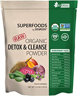 Super Foods - Detox & Cleanse