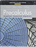 Precalculus Graphical, Numerical, Algebraic Eighth Edition TE
