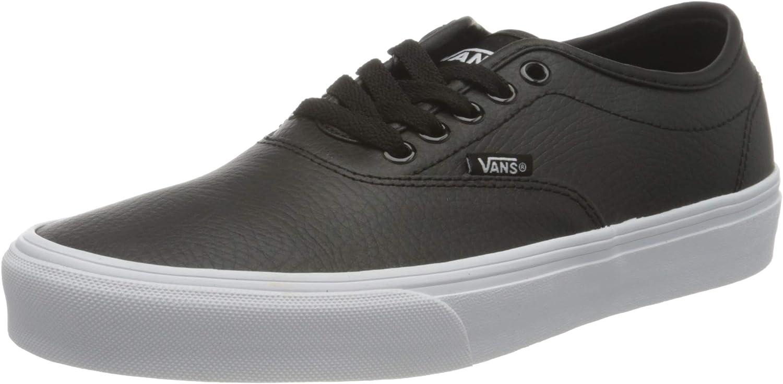 Vans Men's Doheny Decon Suede Sneaker