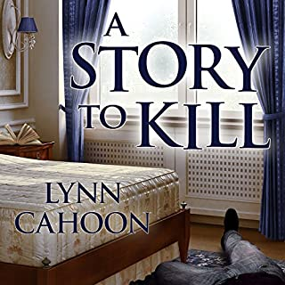 A Story to Kill audiobook cover art