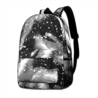 The Beatles Doing The Of Silly Walks On Abbey Road Galaxy School Backpack,Space School Bag Student Stylish Unisex Laptop Book Bag Rucksack Daypack For Teen Boys And Girls