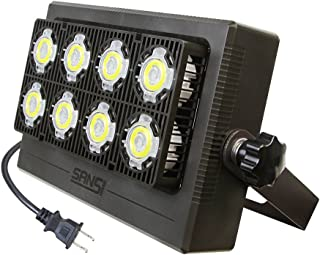 Outdoor LED Flood Light 350W Equiv. 5000lm Super Bright Security Light, LED Work Light,..