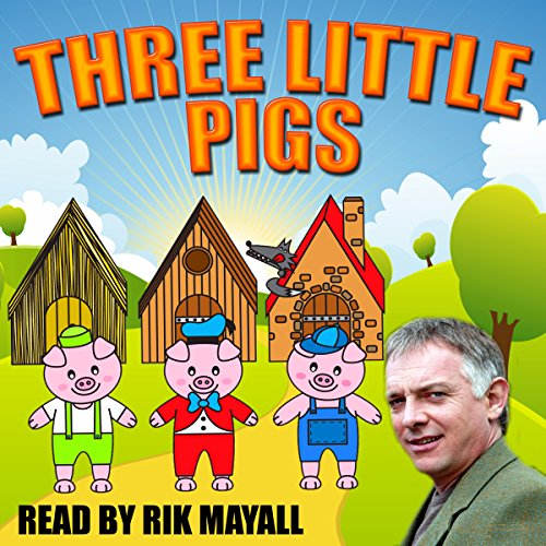 Couverture de Three Little Pigs