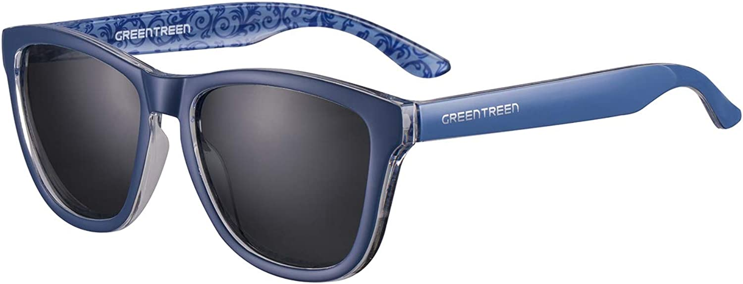 Polarized Sunglasses for Men Shipping included and Wooden Frame with Real Quality inspection Women
