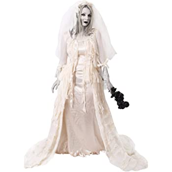 I LOVE FANCY DRESS LTD Disfraz DE Novia Fantasma SEÑORA HAVISHAM ...