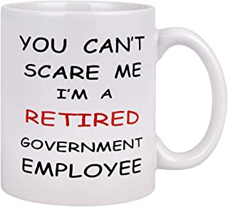 retired government employee