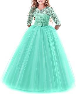 quality design b54cb 4c5d8 Amazon.it: Verde - Abiti / Bambine e ragazze: Abbigliamento