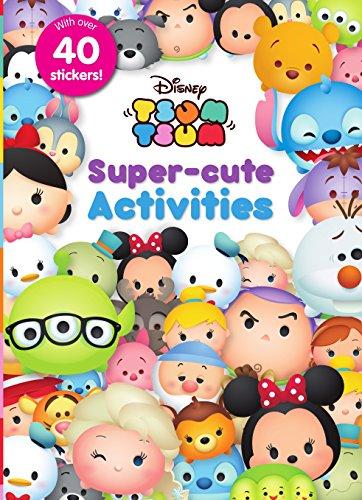 Disney Tsum Tsum Super-Cute Activit…