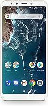 Xiaomi Mi A2 Dual SIM - 128GB, 6GB RAM, 4G LTE, Gold – International Version