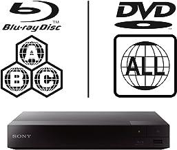 Sony BDP-S3700 Lecteur Blu-ray multi-régions Region Free Blu-ray player