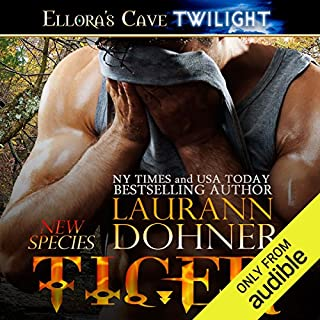 Tiger     New Species, Book 7              By:                                                                                                                                 Laurann Dohner                               Narrated by:                                                                                                                                 Vanessa Chambers                      Length: 10 hrs and 19 mins     1,420 ratings     Overall 4.6