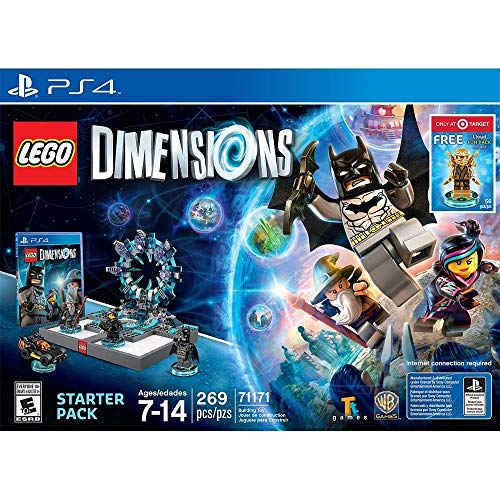 LEGO Dimensions Starter Pack with Lloyd Fun Pack - PlayStation 4
