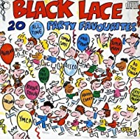 20 All Time Party Favourites by Black Lace (1997-06-18)