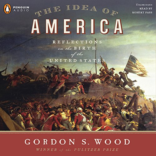 The Idea of America audiobook cover art