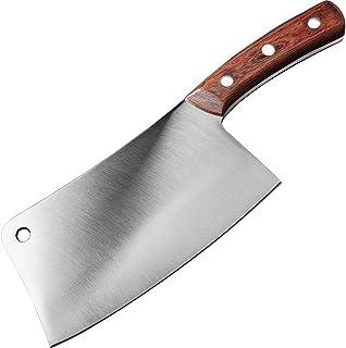 Couperets Couteau de cuisine en acier inoxydable 4Cr14mov couteaux os Chopper os
