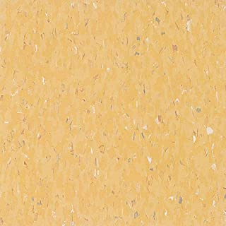 Armstrong MultiColor 12 in. x 12 in. Soleil Yellow Excelon Vinyl Tile (45 sq. ft. / case)