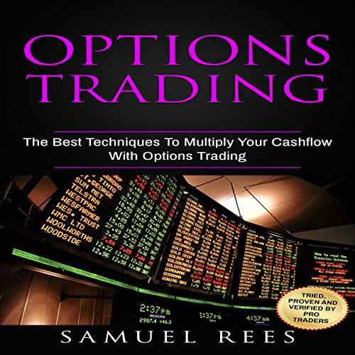 Options Trading, Volume 3 audiobook cover art