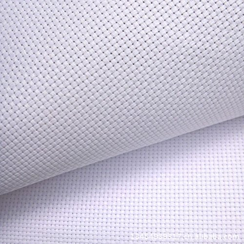 Proumhang Aida Stoff Kreuzstich Tuch 1m x 1.5m Handarbeit Weiß 11 Count