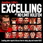 Jonathan Little's Excelling at No-Limit Hold'em cover art