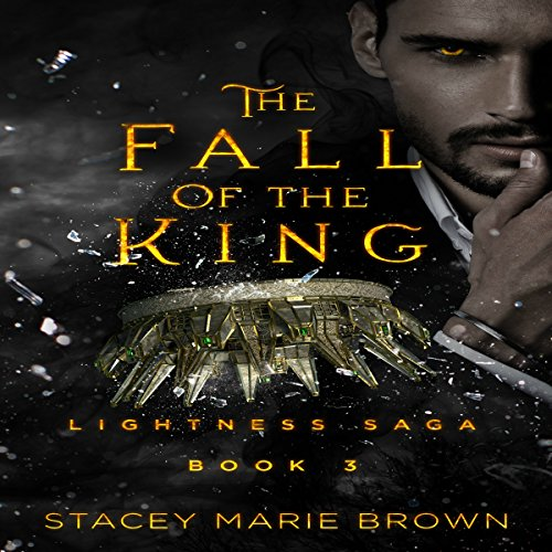The Fall of the King audiobook cover art
