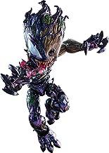 テレビ・マスターピース スパイダーマン:マキシマム・ヴェノム フィギュア グルート ヴェノム版 ノンスケールフィギュア