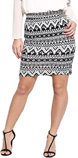 Campus Sutra Casual Women Pencil Skirt