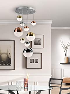 Schuller - Colgantes Modernos - Lampara Sphere 9L