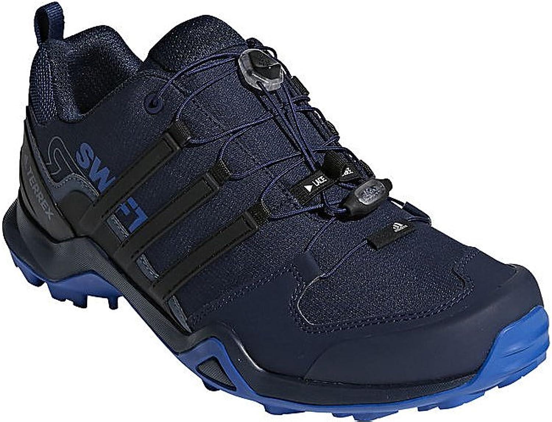 Adidas outdoor Men's Terrex Swift R2 Collegiate Navy Black bluee Beauty 15 D US