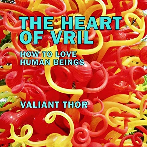 The Heart of Vril cover art