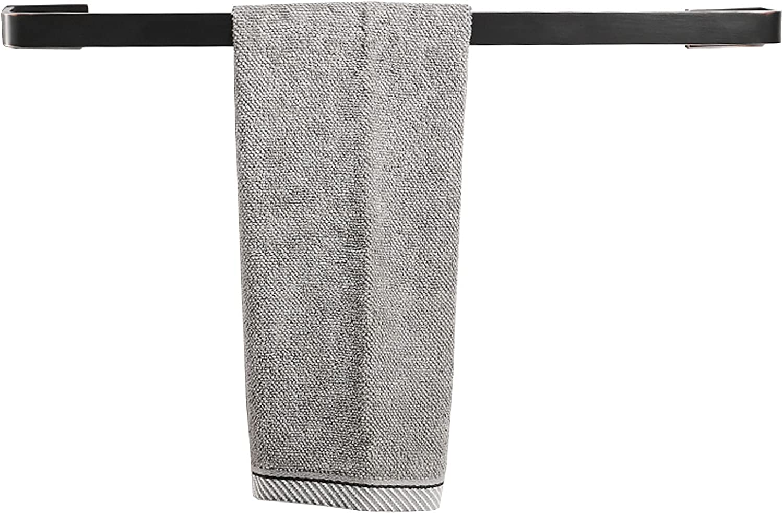 Simple Phoenix Mall Style Single Towel Rod Long-awaited Bar Copper Brushed Finish